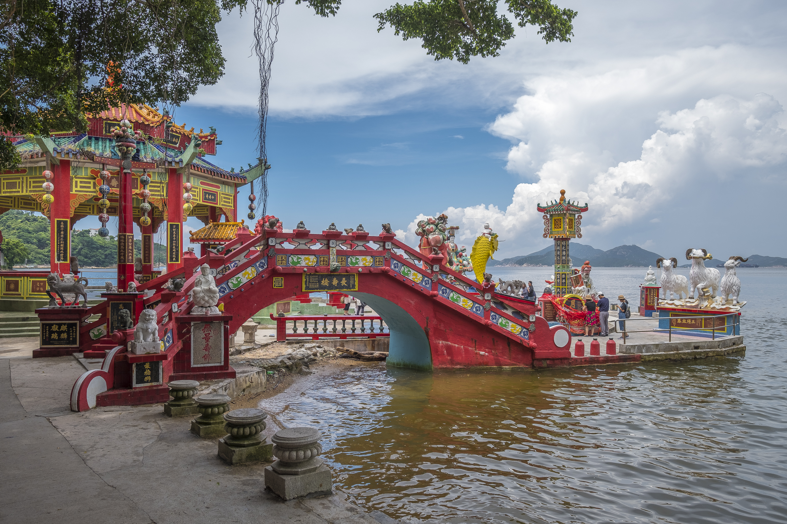 hong kong templo tin hau