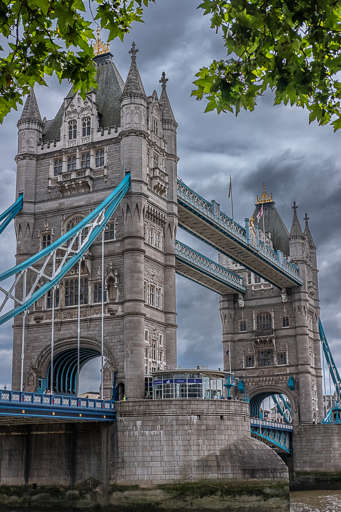 puente de la torre tower bridge londres