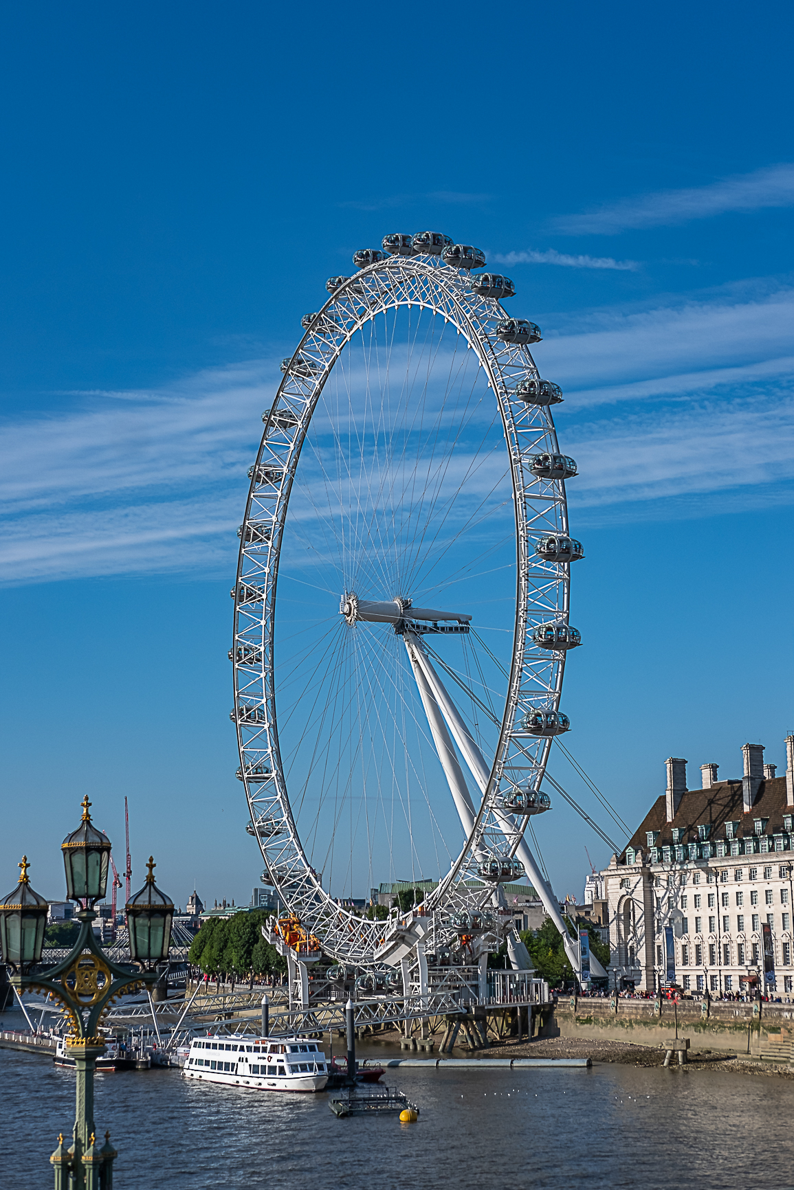 the london eye londres
