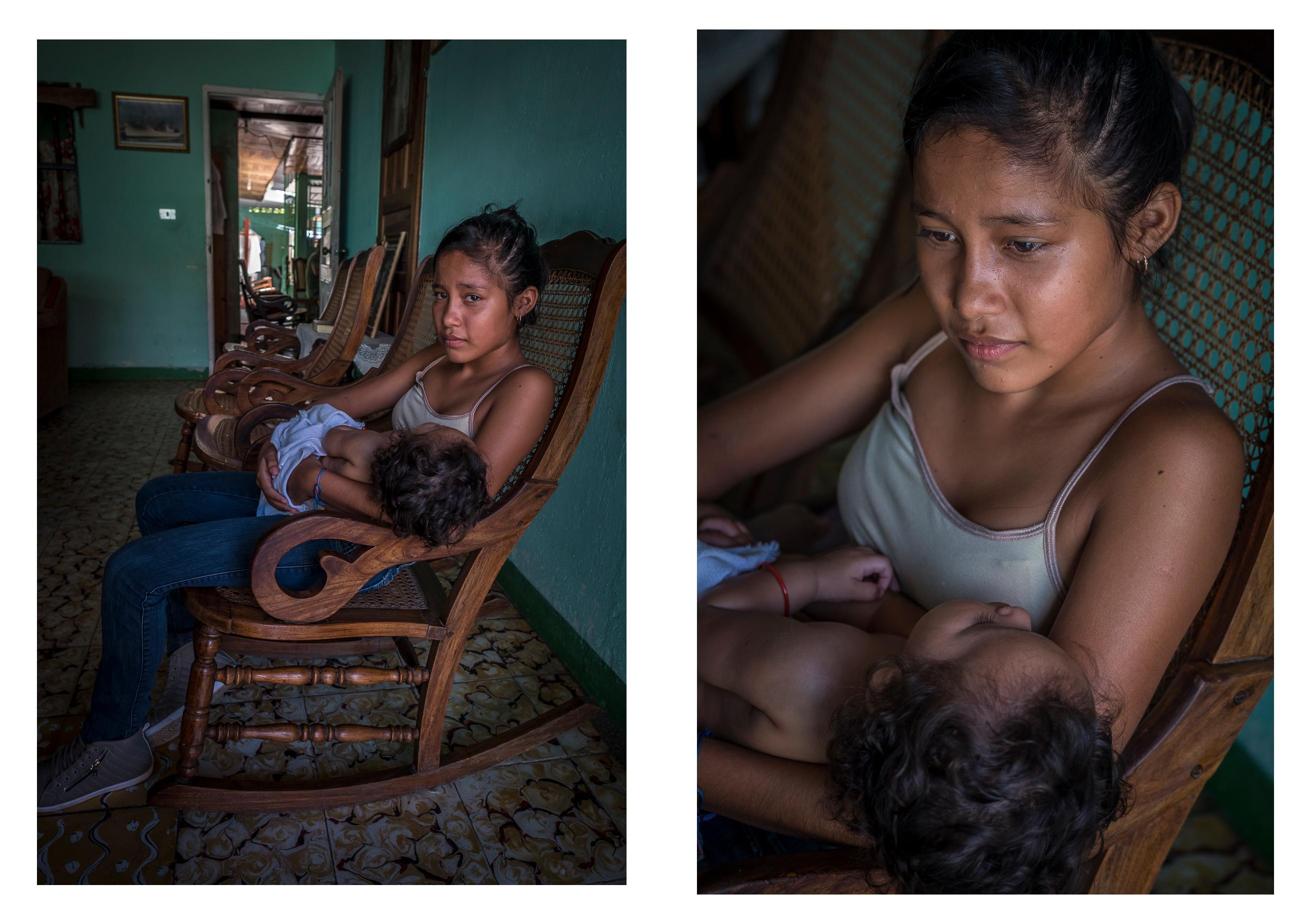 Nicaragua fotografía de retratos en viajes