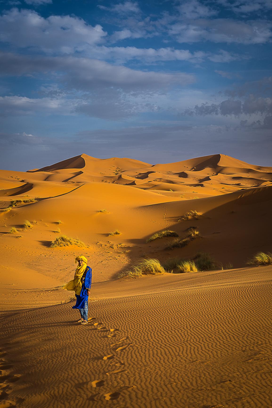 Desierto Erg Chebbi Marruecos