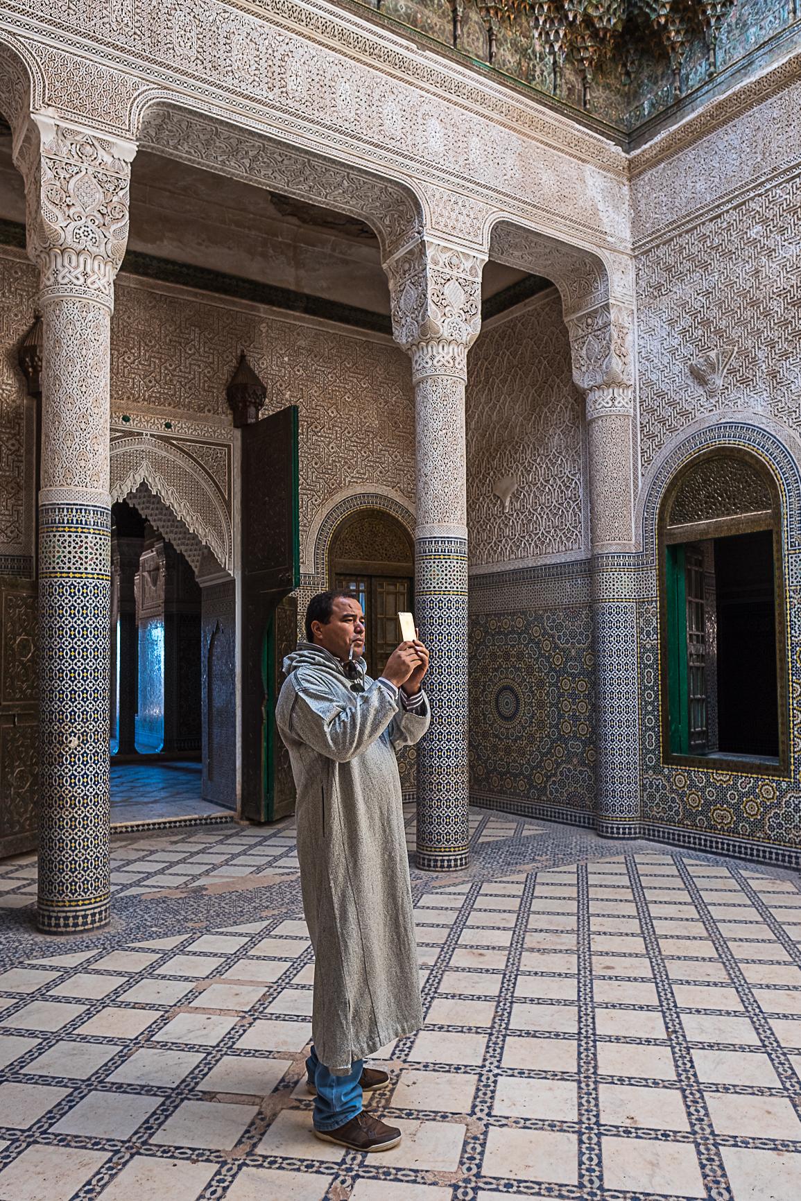 Kasbah Telouet Marruecos