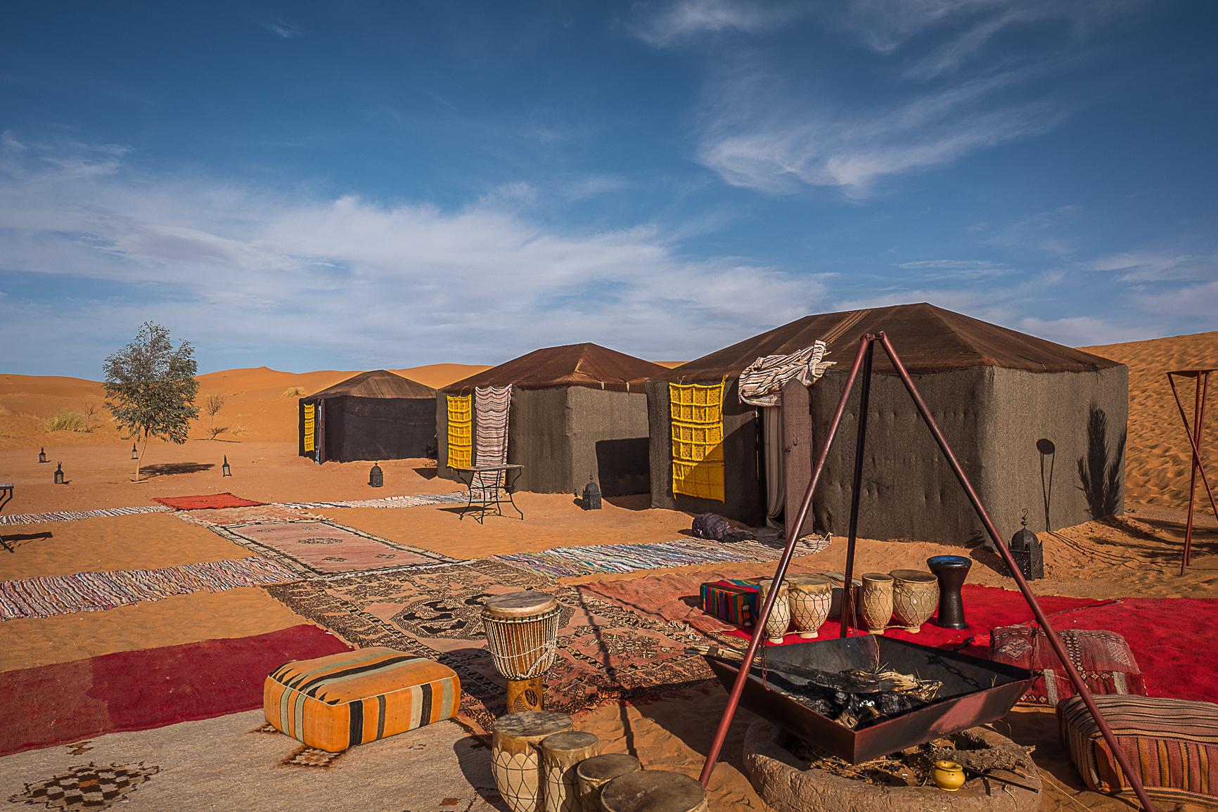 Erg Chebbi Marruecos desierto sahara