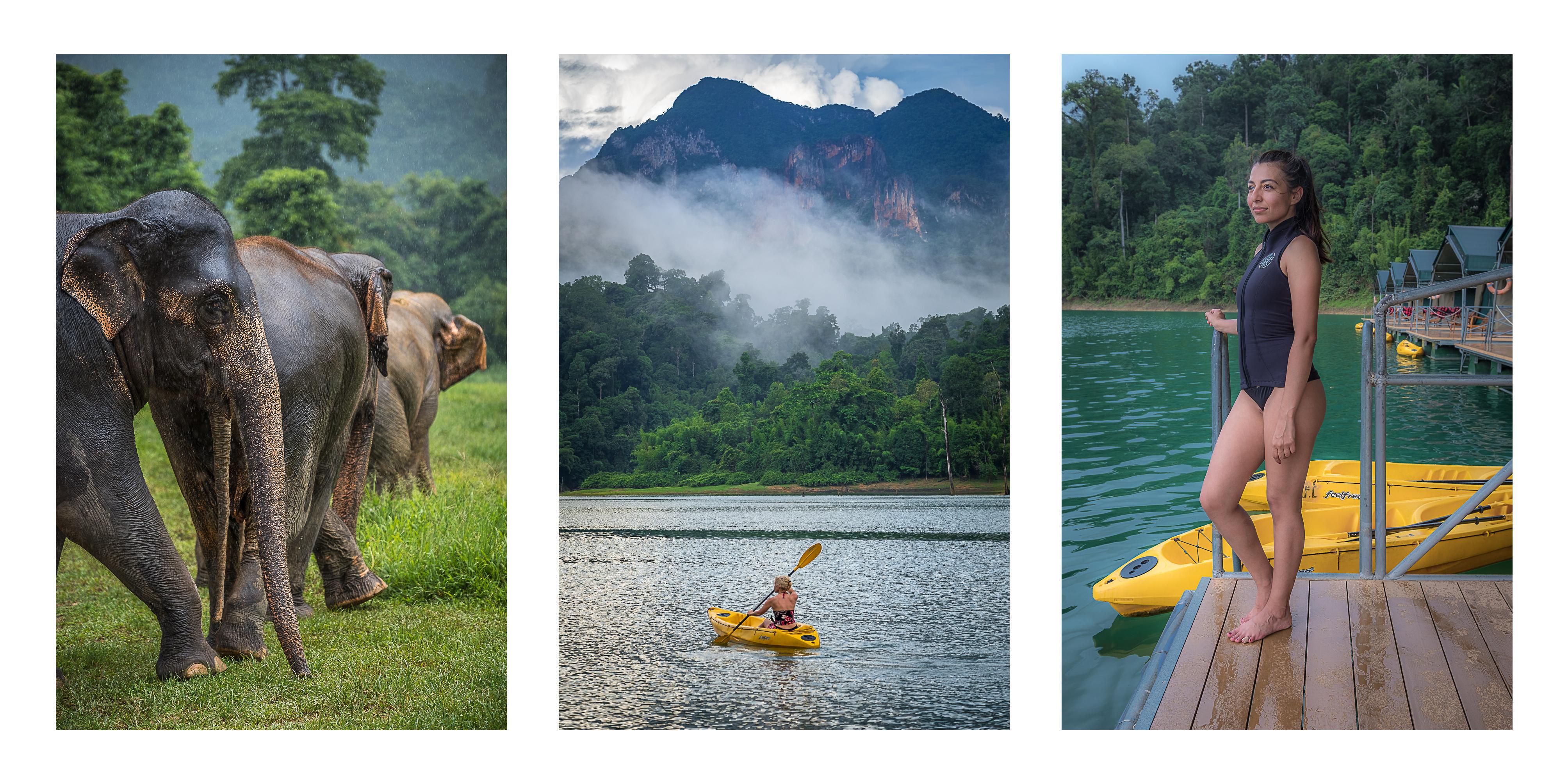 Elephant Hills Tailandia