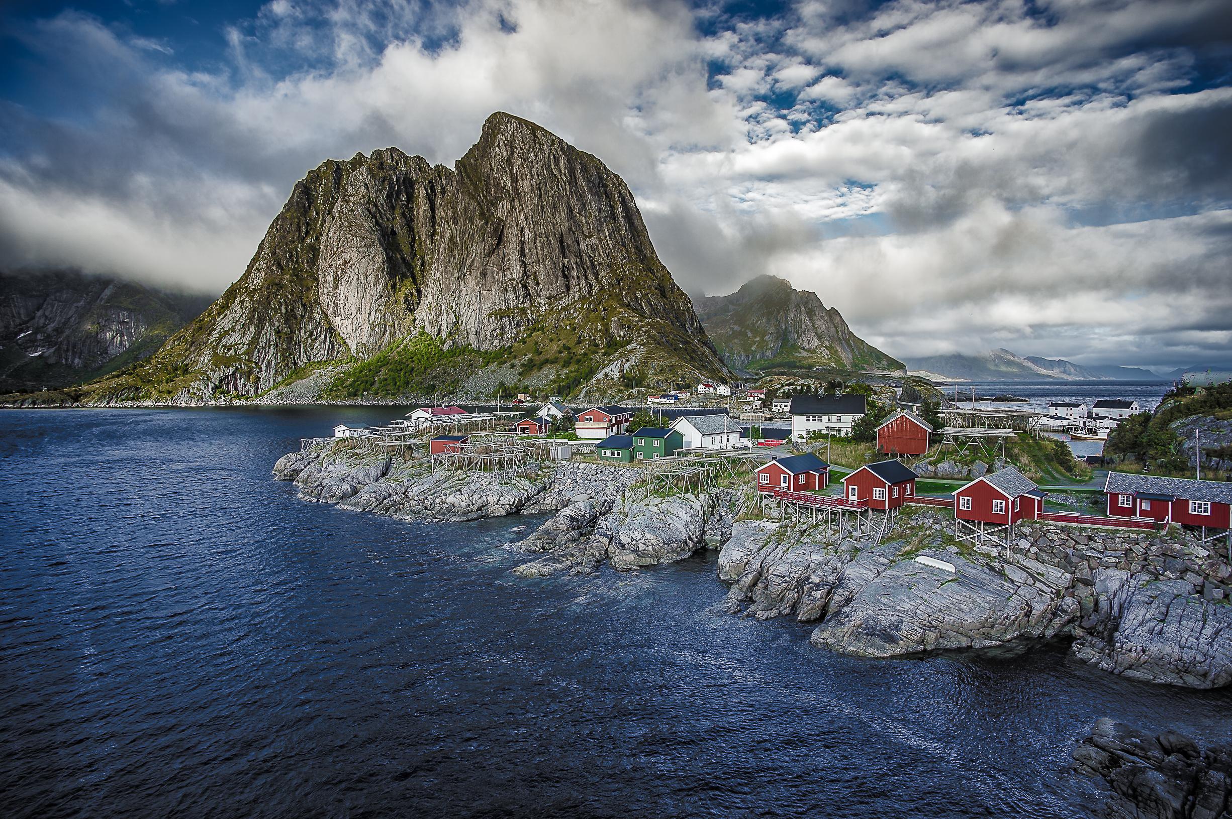 Hamnoy Islas Lofoten Noruega